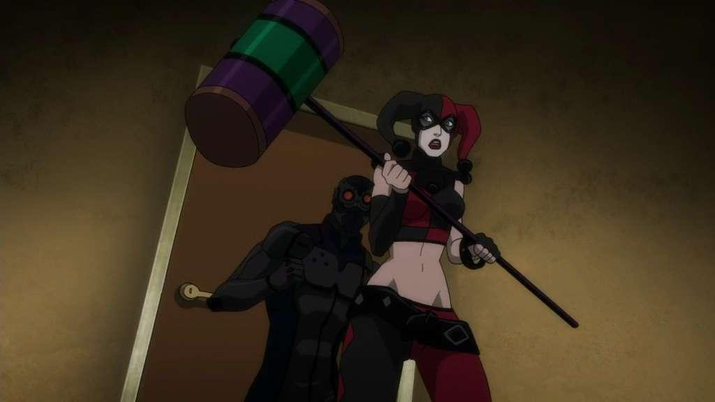 Бэтмен: Нападение на Аркхэм | HDRip-AVC | L
