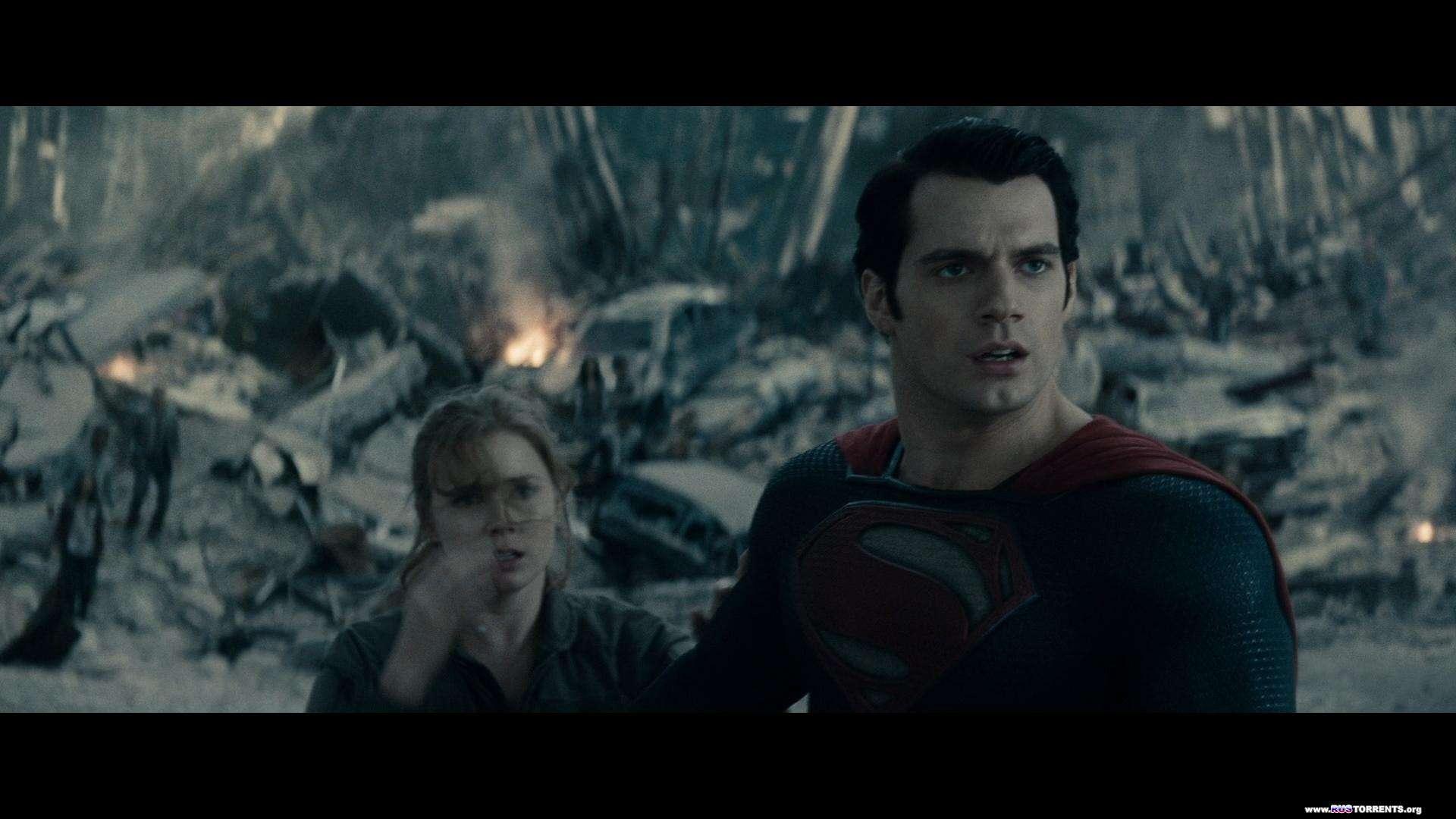 Человек из стали | Blu-Ray Remux 1080p | Лицензия