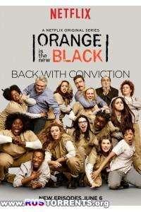 Оранжевый - хит сезона [02 сезон: 01-13 серий из 13] | WEBRip | NewStudio