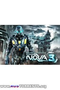 N.O.V.A. 3 - Near Orbit Vanguard Alliance v 1.0.3 | iOS