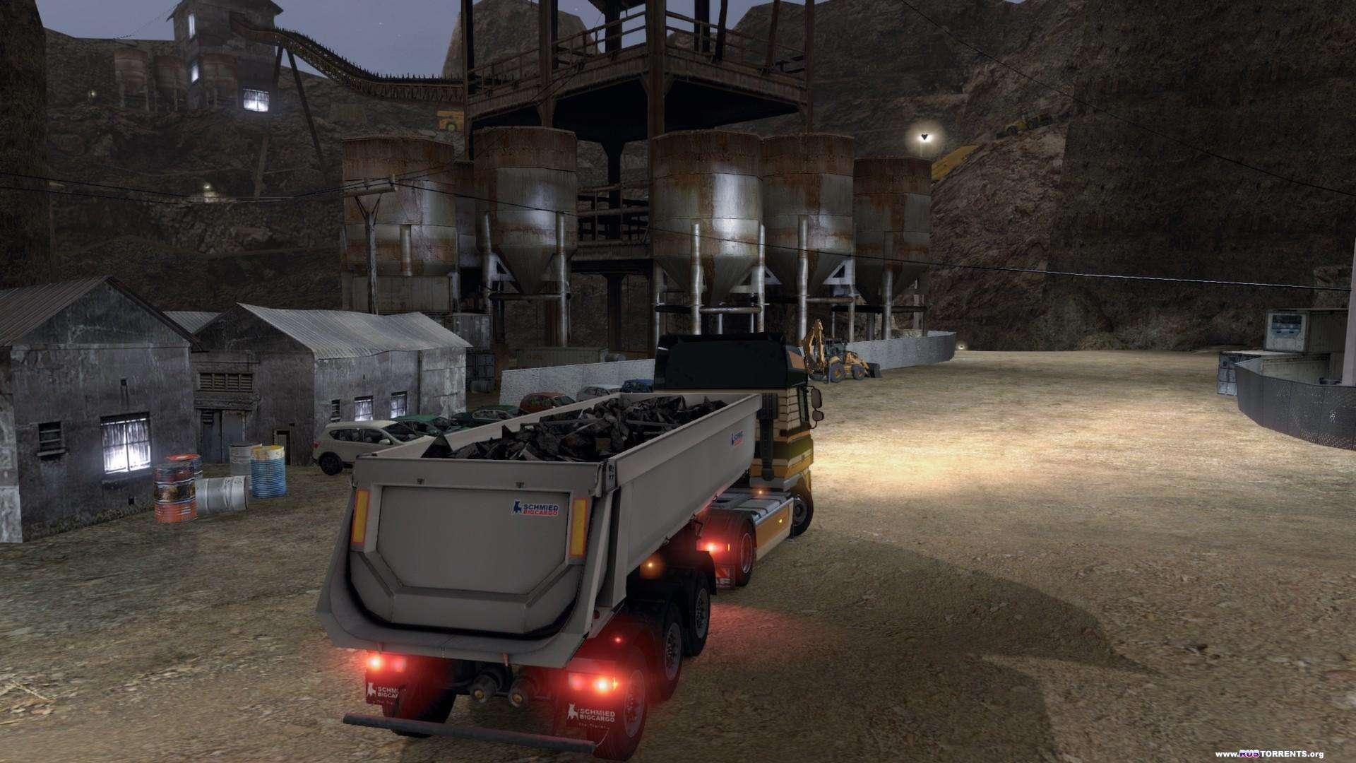 Euro Truck Simulator 2 [v 1.21.1.2s + 28 DLC]   PC   Steam-Rip �� R.G. Origins