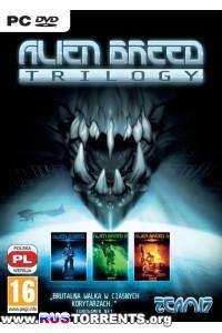 Трилогия Alien Breed | РС | RePack