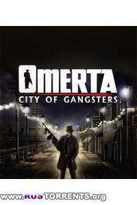 Omerta: City of Gangsters [v 1.04] | PC | RePack от Fenixx