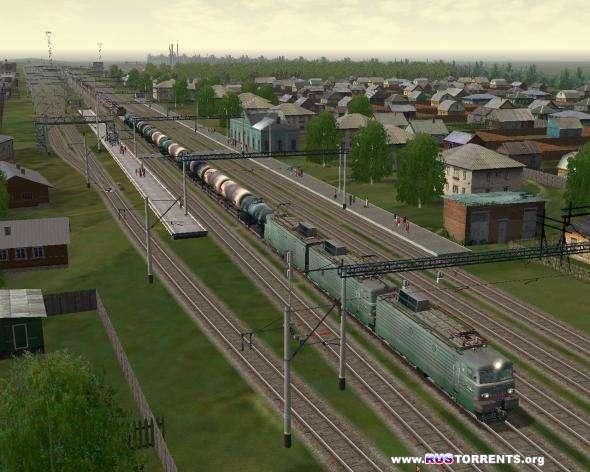 Microsoft Train Simulator + ������� ��������