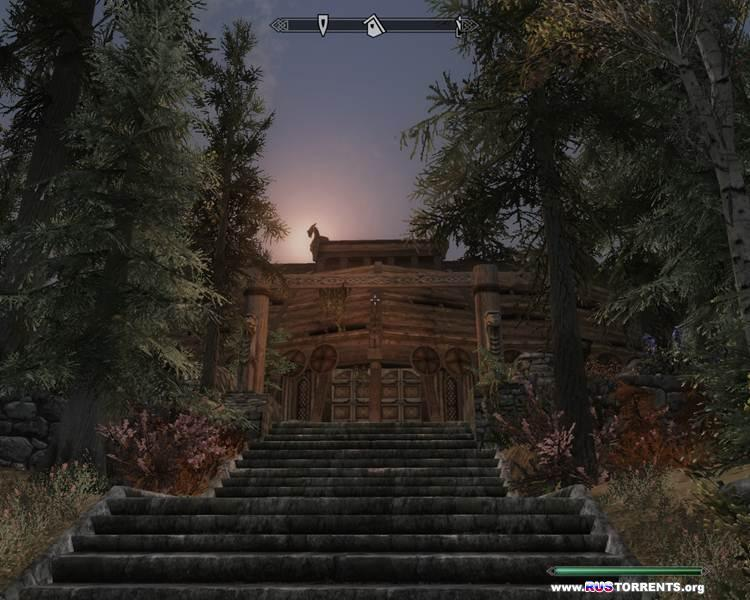 The Elder Scrolls V: Skyrim & Dawnguard & Hearthfire + MegaMod's Edition Pack   | RePack o� �����