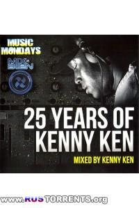VA - 25 Years of Kenny Ken - mixed by Kenny Ken