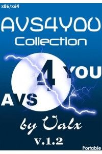 AVS4YOU Collection v.1.2 Portable by Valx