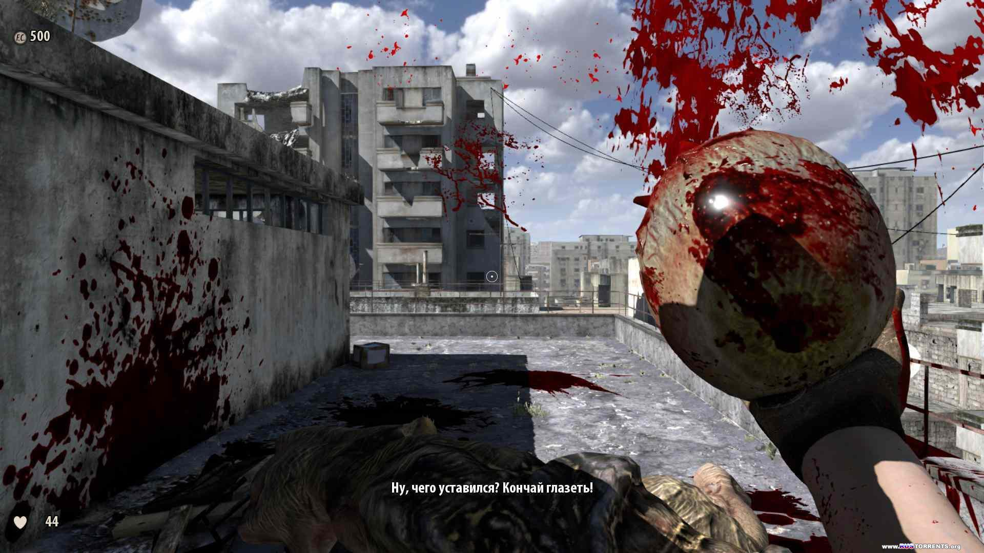 Serious Sam: BFE [Steam-Rip, RUS, 2011]