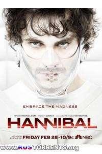 Ганнибал [2 сезон: 1-13 серии из 13] | WEB-DLRip | BaibaKo