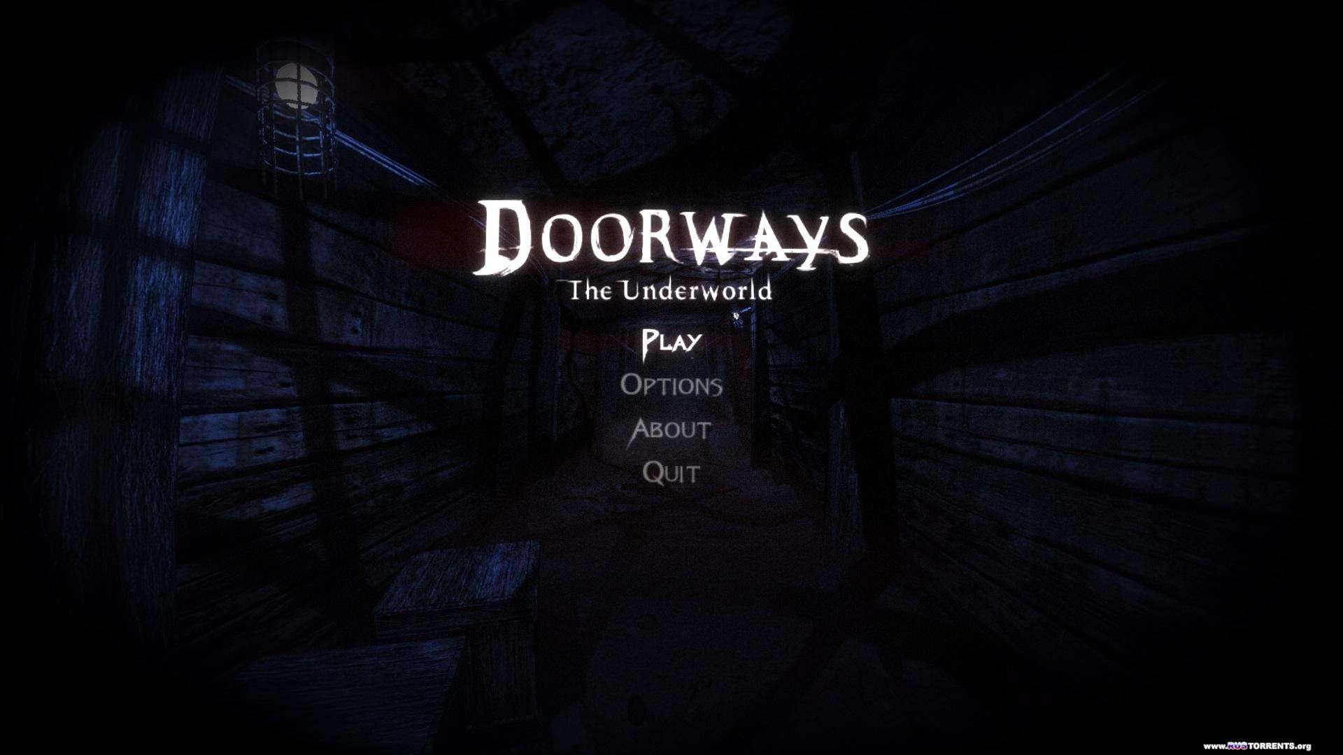 Doorways: The Underworld | РС | Лицензия