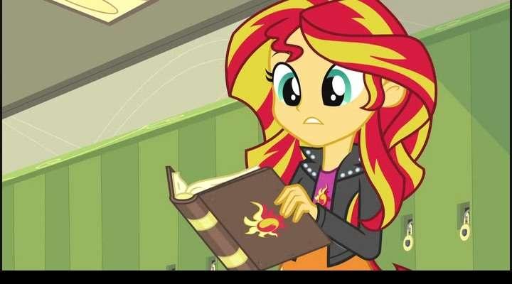 Мой маленький пони: Девочки из Эквестрии – Радужный рок | WEB-DLRip | D, L1