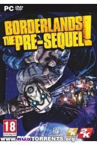 Borderlands The Pre Sequel Update v1.0.2 Incl DLC | PC | Патч