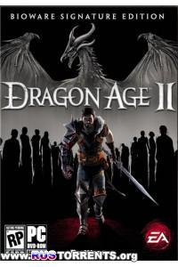 Dragon Age 2 (+ High Res Texture Pack) RUS / ENG / RePack