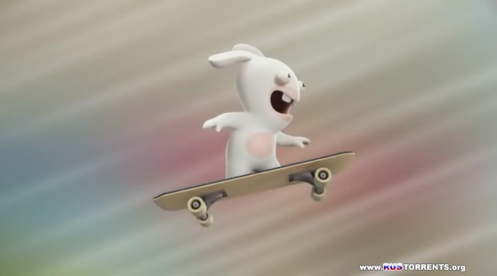 Нашествие кроликов | (1 сезон, 6 серия) | WEBDLRip