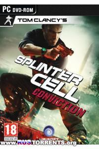 Tom Clancy's Splinter Cell: Conviction [RUS / RUS] | RePack by xatab