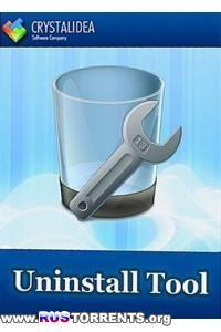 Uninstall Tool 3.4 Build 5350 Final RePack (& portable) by KpoJIuK & D!akov