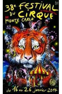 38 Международный фестиваль циркового искусства в Монте-Карло | TVRip