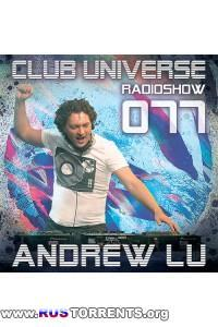 Andrew Lu - Club Universe Radioshow 077