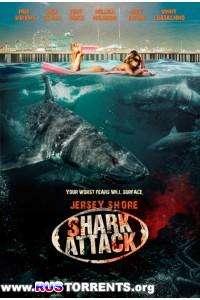 Нападение акул на Нью-Джерси | HDRip | P