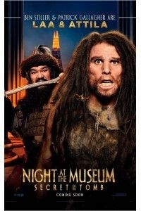 Ночь в музее: Секрет гробницы | BDRip 720p | Лицензия