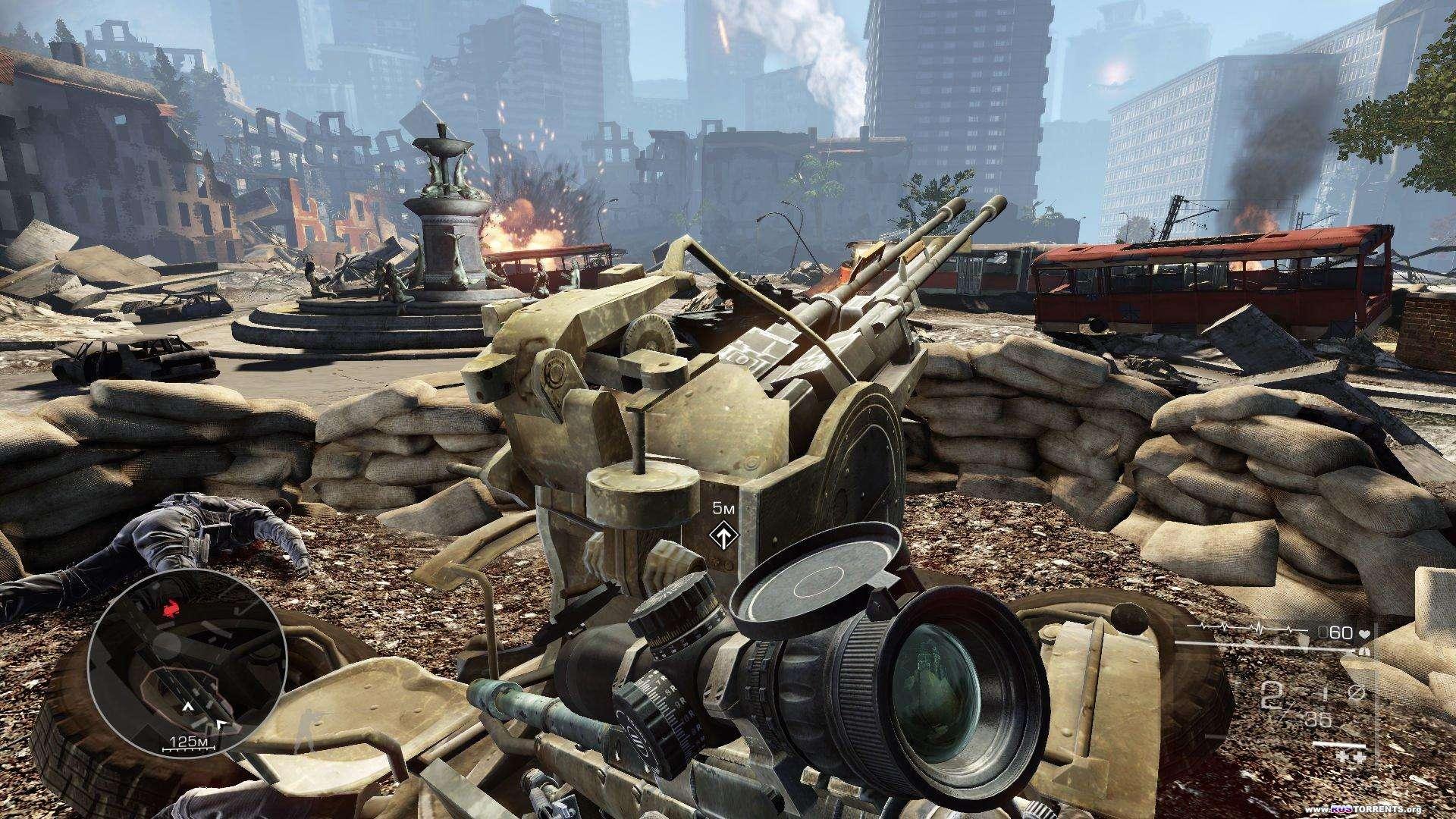Sniper: Ghost Warrior 2 | РС | Repack от R.G. Механики