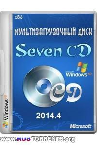 Windows XP SP3 x86 Seven СD 2014.4 by OniS RUS
