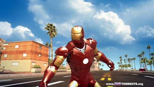 Железный Человек 3 - официальная игра | iPhone, iPod, iPad