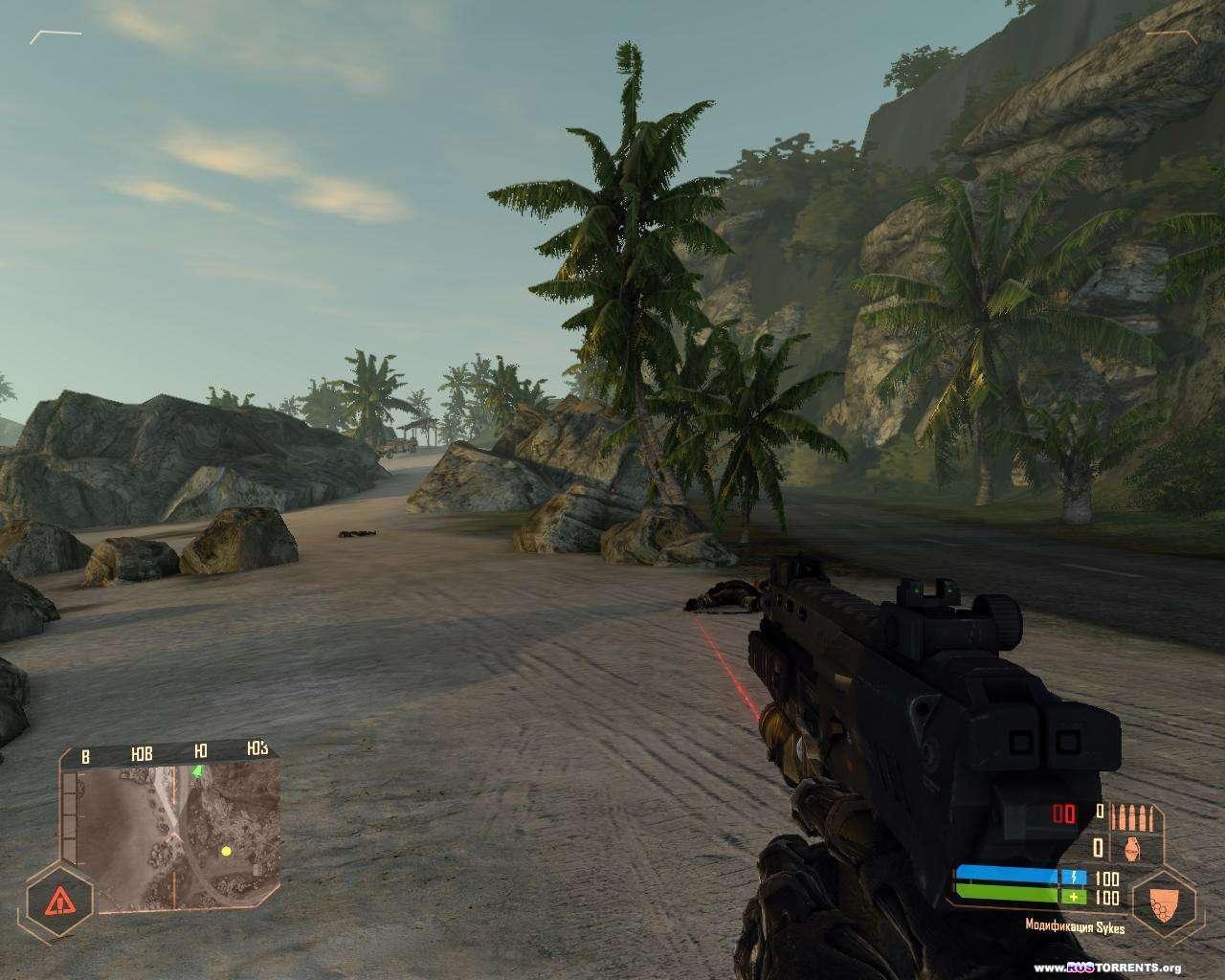 Crysis Warhead | Repack от R.G. REVOLUTiON