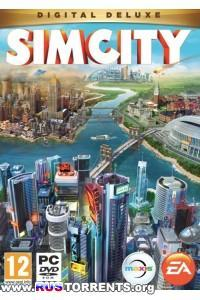 SimCity. Digital Deluxe Edition  | PC | RePack by R.G. Revenants