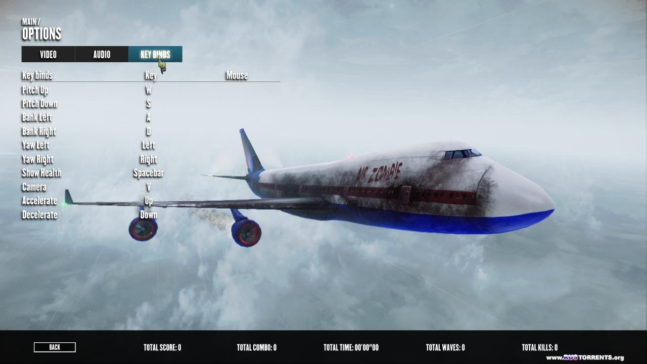 Zombies on a Plane | PC