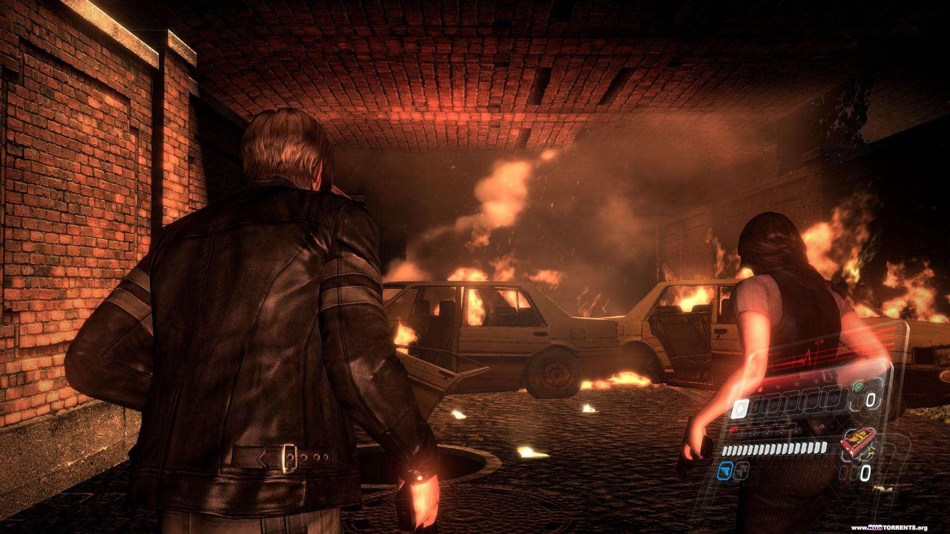 Resident Evil 6.v 1.0.3.140 + 3 DLC [Repack] от Fenixx
