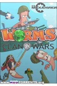 Worms: Clan Wars | Repack от R.G. Механики