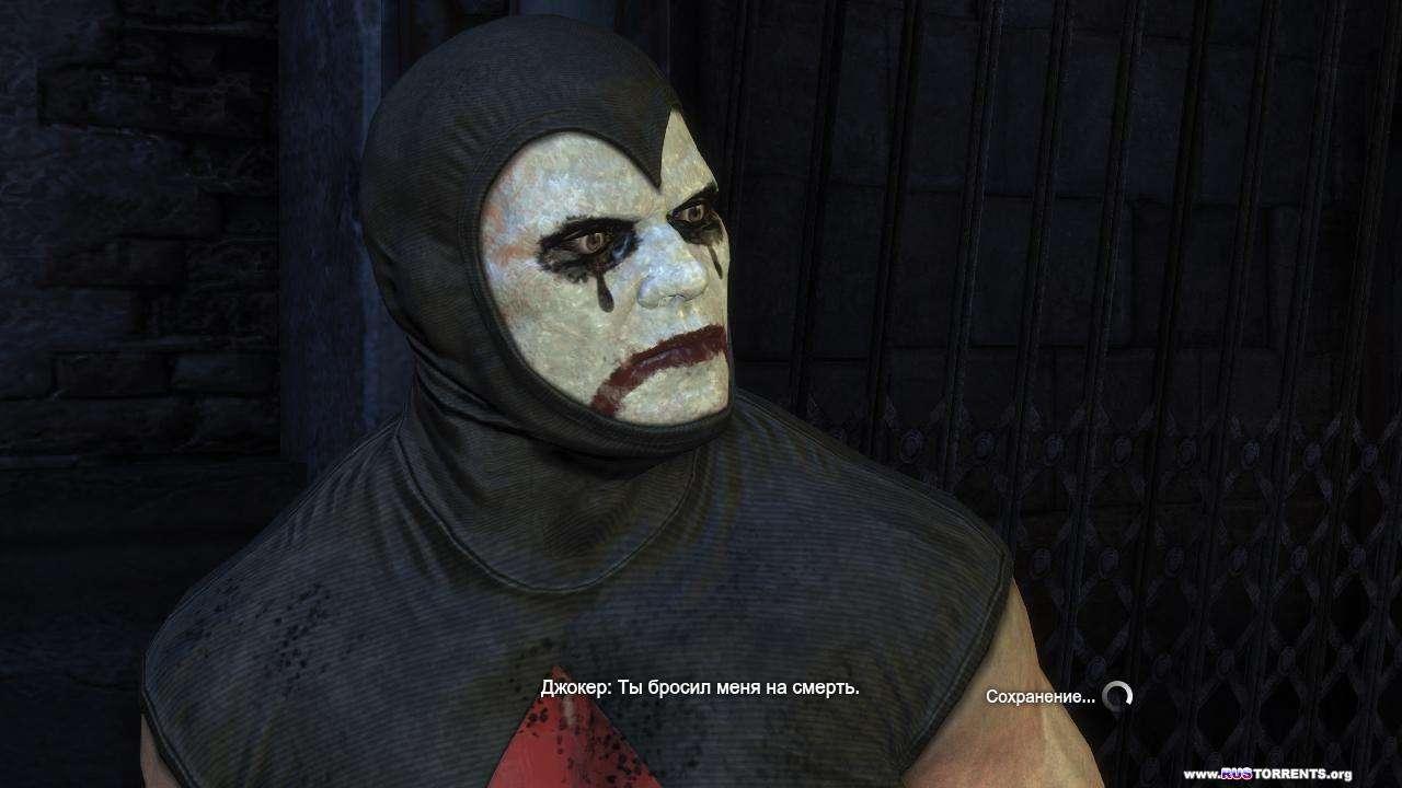 Batman: Arkham City - Game of the Year Edition   Steam-Rip