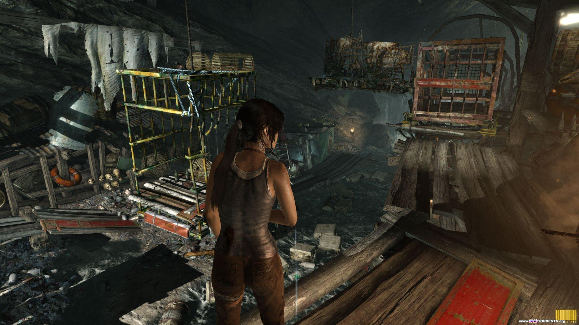 Tomb Raider: Game of the Year Edition | PC | RePack от z10yded