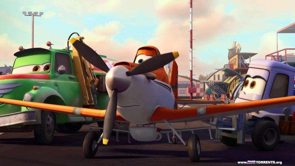 Самолеты | BDRip-AVC | Лицензия