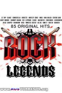 VA - Rock Legends | MP3
