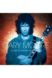 Gary Moore - Classic Album Selection 1982-1989 [5CD BoxSet] | MP3