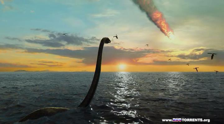 Морские динозавры 3D: Путешествие в доисторический мир | BDRip