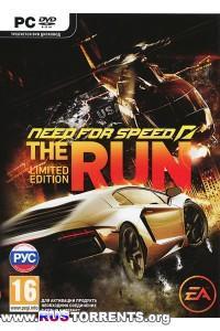 Need for Speed: The Run Limited Edition [v 1.1.0.0] | RePack от Fenixx