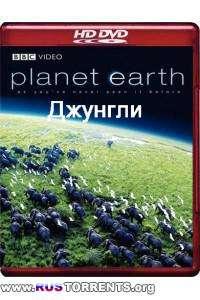 BBC: Планета Земля. Джунгли   1 сезон   8 эпизод из 11   HDDVDRip 720p