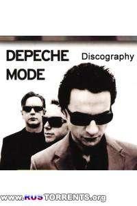 Depeche Mode - Дискография [cтудийные альбомы] (1981 - 2013)