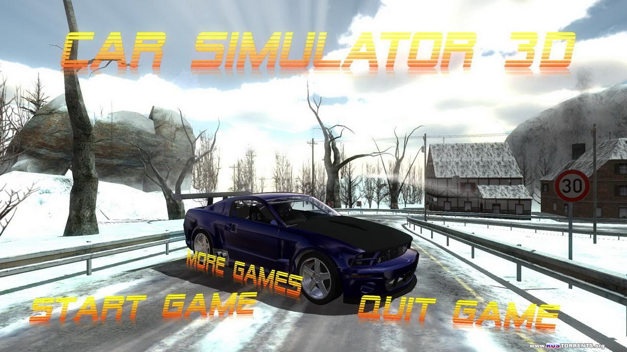 Car Simulator 3D | РС