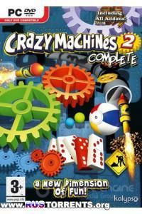 Crazy Machines 2 Happy New Year Bundle Edition [ENG]