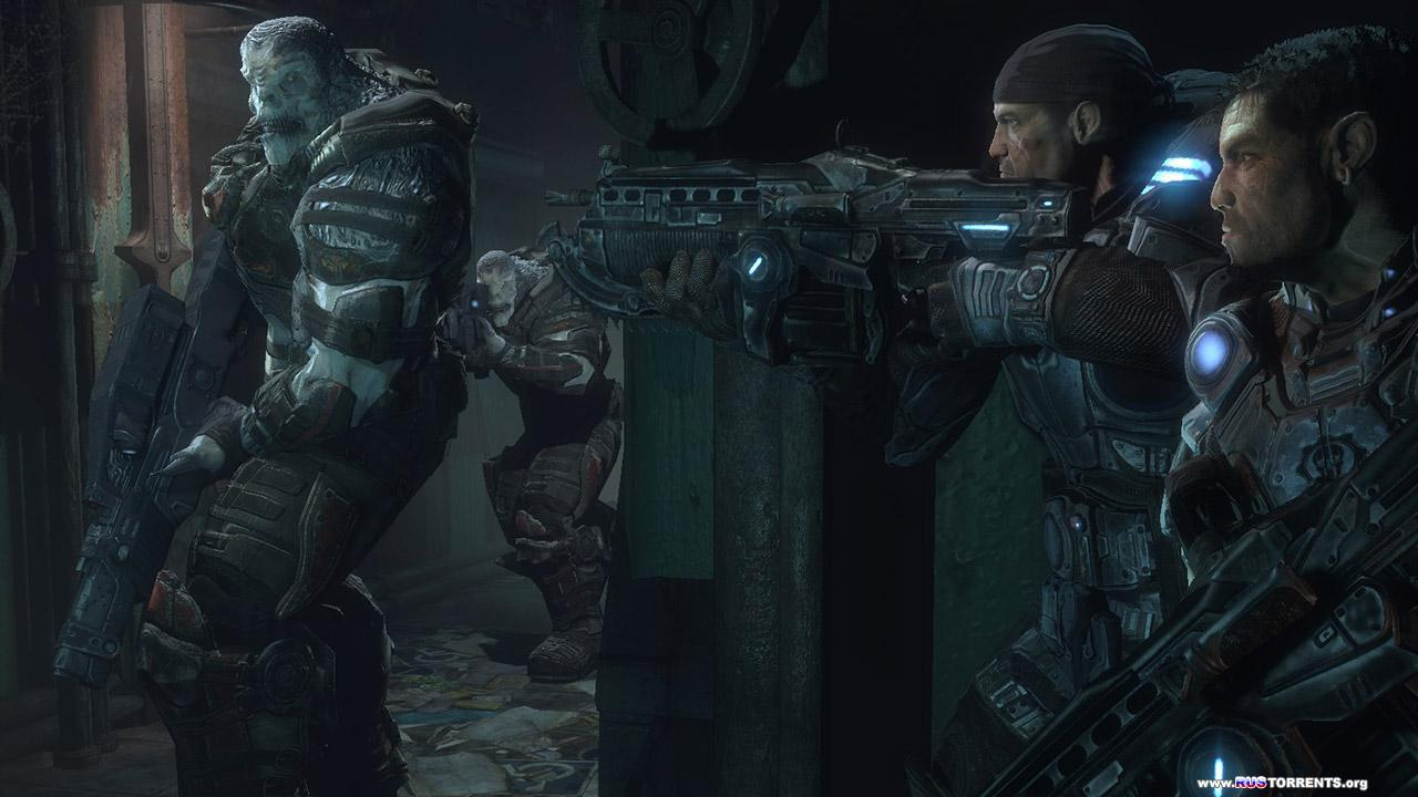 Gears of War | RePack от R.G. ReCoding | Мультиплеер