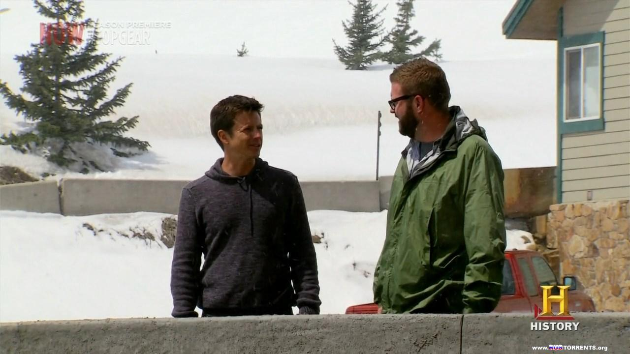 Топ Гир Америка | Сезон 4, эпизоды 4 из 10 | HDTVRip 720p