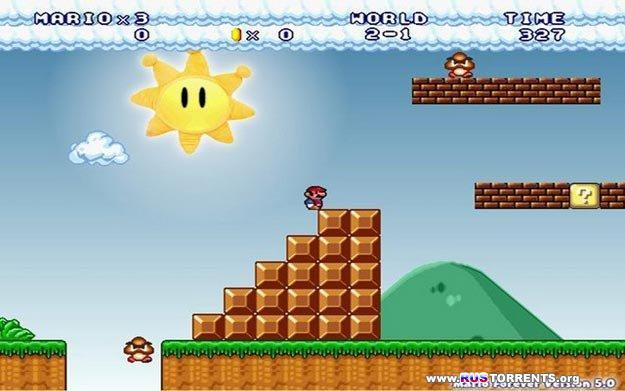 Super Mario Bros 3: Mario Forever v5.9 | РС