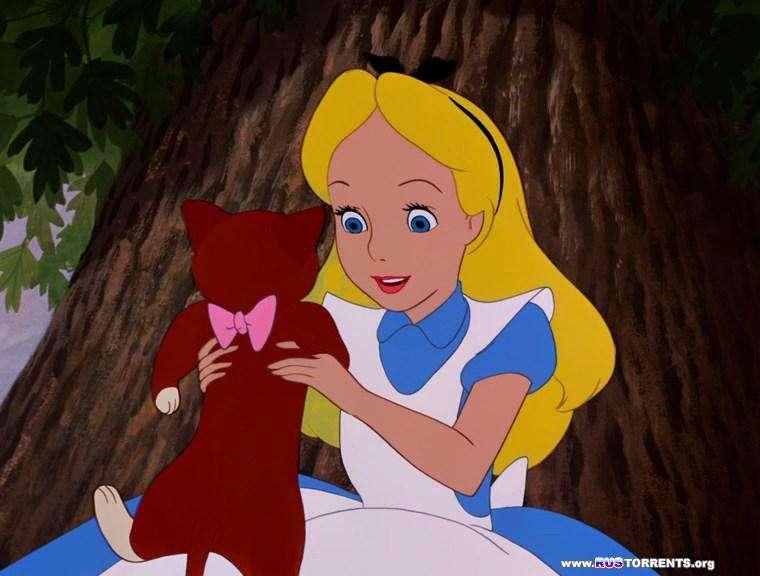 Алиса в стране чудес | BDRip