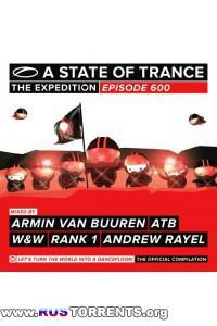 VA - A State of Trance 600