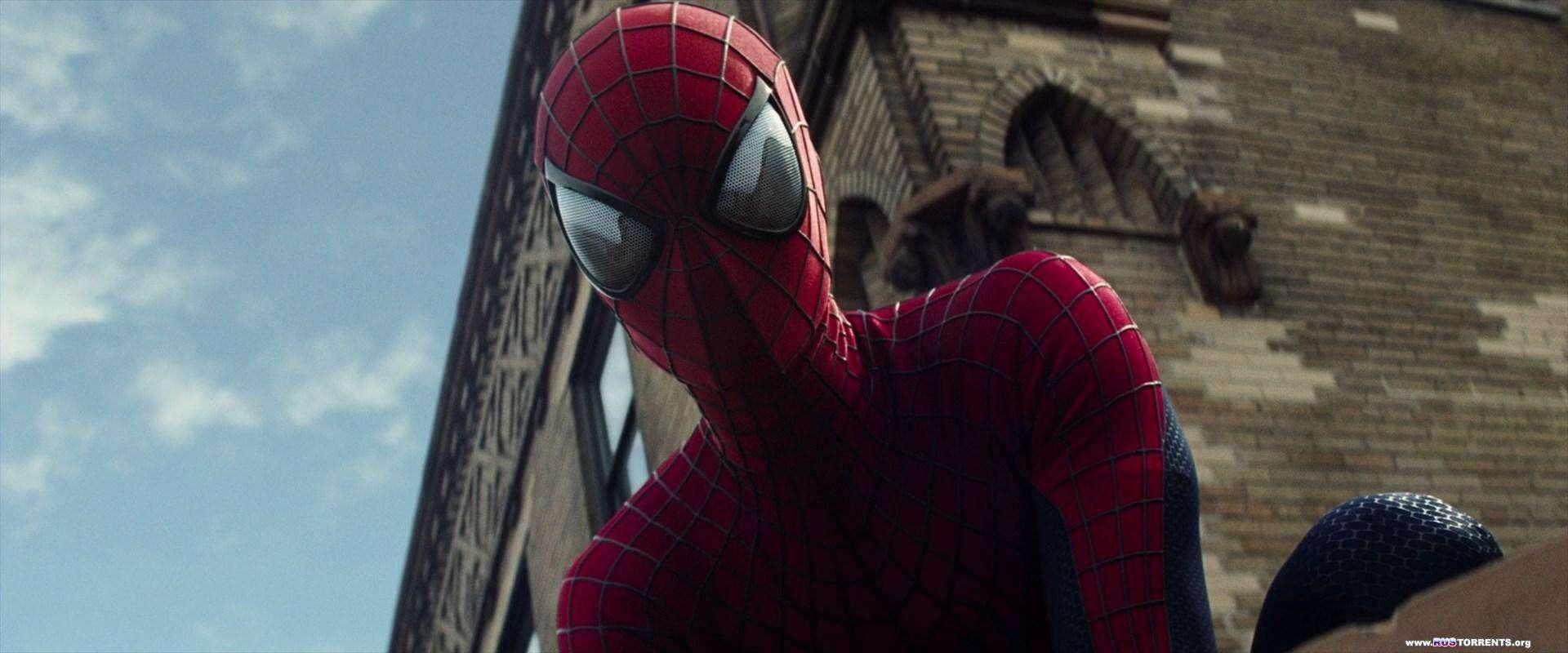 Новый Человек-паук: Высокое напряжение | BDRip 1080p | Лицензия