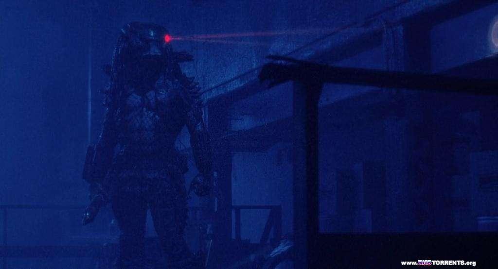 Хищник 2 | BDRip-AVC